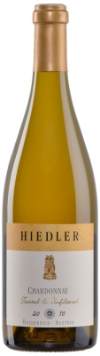 HIEDLER Chardonnay toasted & unfiltered